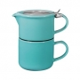 Solitaire 40cl turquoise