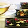 Thés verts et blancs parfumés
