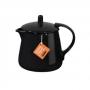 """Théière """"teabag"""" 35cl Noire"""