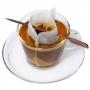 filtres à thé pour tasse avec un stick support