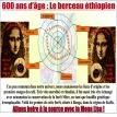 600 ans d'âge : le berceau éthiopien