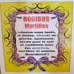 Rooibos Myrtilles
