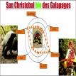 San Cristobal bio des Galapagos