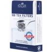 filtres à thé sans pince boîte de 100 filtres