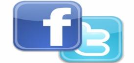 Nous joindre sur FaceBook et Twitter